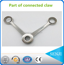 Construction use and decorative connected claw