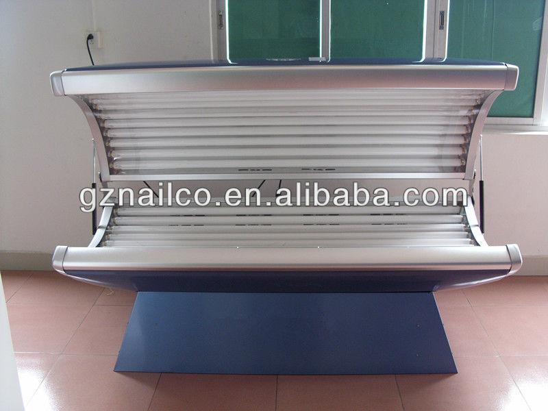 LK-208 28 pieces UV lamp tube solarium tanning bed/ solarium machine prices made in china