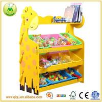 2015 New Listed!Storage Shelf Cartoon Children Toy Shelf
