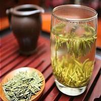 Jun shan yin zhen yellow tea organic trditional Chinese yellow tea