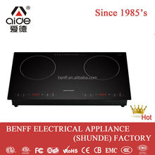 Germany siemens IGBT electric range cooker industrial electric heater induction cooktop