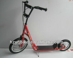16inch/12inch Adult Foot Scooter Kick Bike
