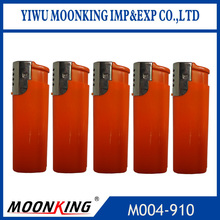 wholesale cigarette lighter with ISO 9994 certificate, electronic lighter with child resistant export EUROPE market