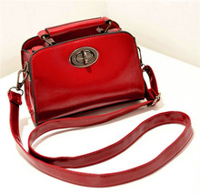 2015 New designer fashion vintage messenger handbag bag teen shoulder bag