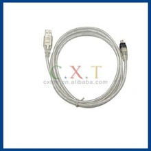 USB to 4 Pin Firewire IEEE 1394 Cable