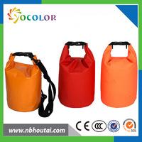 CE certificate pvc waterproof travel backpack dry duffel diving bag