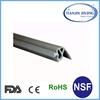 High Demand Rubber strip door seal/waterproof rubber strip sliding door seal/rubber seal strip