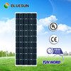 Competitive price excellent quanlity bluesun mono 140w cheap solar panels china