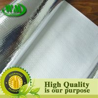 highy quality insulation aluminum metalized pallet cover material