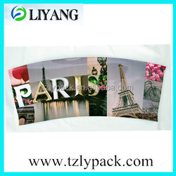 Special big size 1600*1200mm in mould label/heat transfer film
