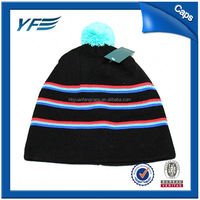 Free Knitting Pattern Slouch Beanie Hat/ Oversized Winter Skull Cap