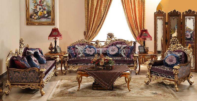 British Antique Reproduction, Windsor Vitoria Style Living Room Furniture  Set  Three Seat + Two Seat + Single Sofa .