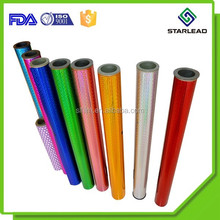 Chinese xxx Film Metallized Glossy Colorful Holographic Film, More than 150 Patterns for Your Choise