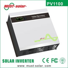 <Must Solar> PV1100 series High frequency off grid modified sine wave solar panel power inverter with Alibaba Trade Assurance