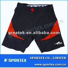 OEM specialized MTB shorts for men with padded FA169