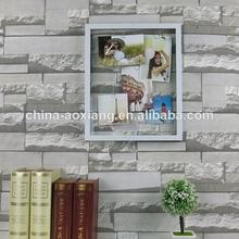 productos para el hogar marco de fotos de bricolaje colgante plateado con clips de fotos- 5p con fotos de metal plateado clips