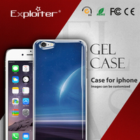 Top quality new coming cover cell phone cover case for gel iphone 5 case