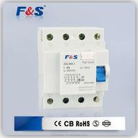 ce f360 residual current circuit breaker, auto reclosing elcb, earth leakage circuit breaker 2