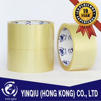 [Manufacturers] Durable Viscosity clear general application tape