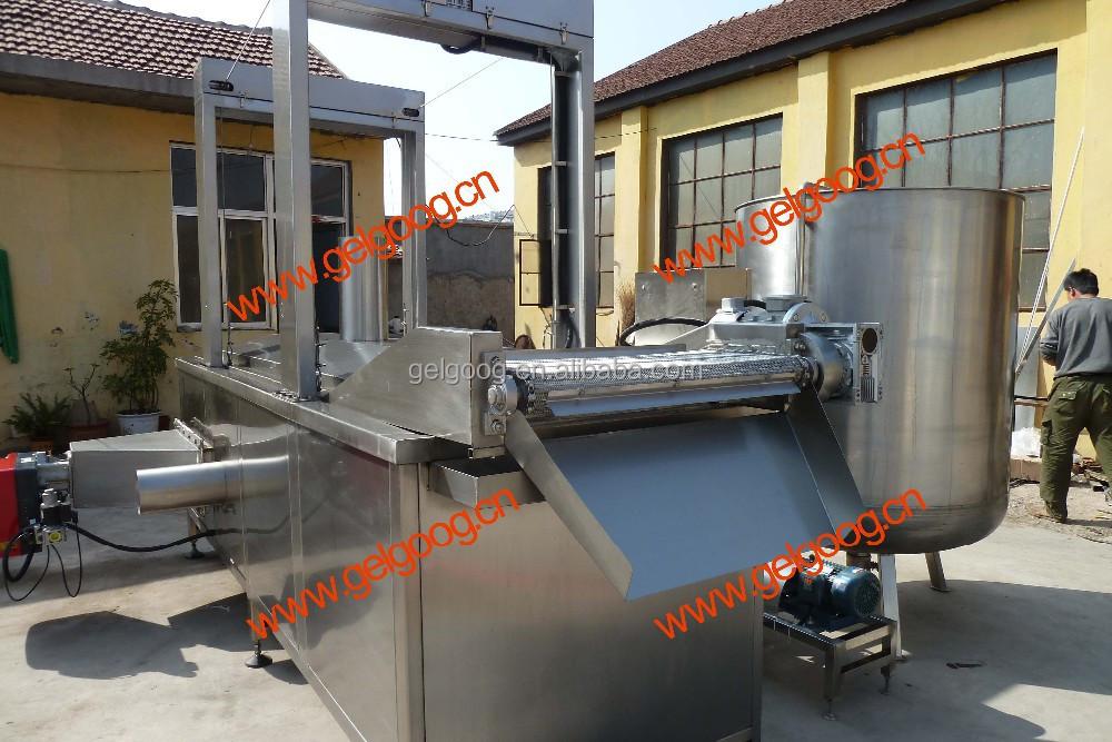 Potato Chips fryer machine|Continuous fryer|Chicken Deep fryer