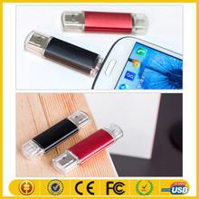 Private metal flash usb drive, newest otg usb flash drive for iphone, usb flash drive for android