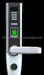 2015 Newest Nordson FR-L5000 Network biometric door lock with Keyless biometric fingerprint door lock