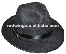 Promotion Black Gangster Hat