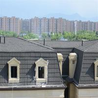 roof tile asian style harvey stone chip coated steel asphalt single redland