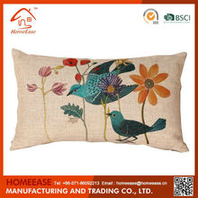Wholesale High Quality Cheap Decorative Satin Sofa Cushion