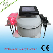 BYI-L010 2015 newest!! lipo laser cavitation weight loss vibration belt machine