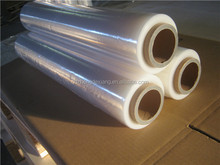 High quality hand stretch film roll in China manufacturer with high stretchable