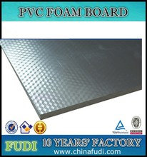 2015 sliver golden solid pvc foam sheet for wpc construction board series