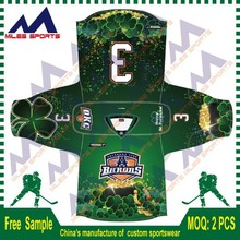 custom design canada team cheap wholesale OEM sublimation ice hockey jerseys