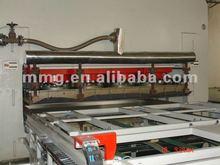 Para trabajar la madera máquina de la prensa / chapa de madera máquina de la prensa