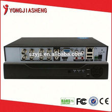 Easy to install 4ch/8ch/16ch h.264 standalone cctv dvr video record machine YJS-108DVR support smartphone