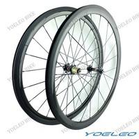 """20"""" BMX Bike Clincher Carbon Wheel 38mm depth Bike Wheel 20"""" BMX 451 Wheel"""
