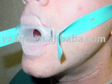 disposable antibacterial mouthpiece for endoscope operation