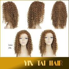 Fashion Beauty Gorgeous Medium Curly Hair Wigs Made Of Synthetics Fiber Hair Wigs Heat Resistant Hair Extension wigs