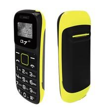 Custom handle small size car model mobile phone