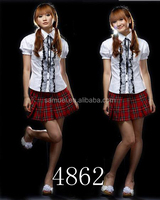 2015Hot Selling High Quality Stylish School Uniform for Wholesales