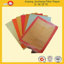 Air Oil Fuel Filter Paper For Diesel Engine Filter Heavy Truck