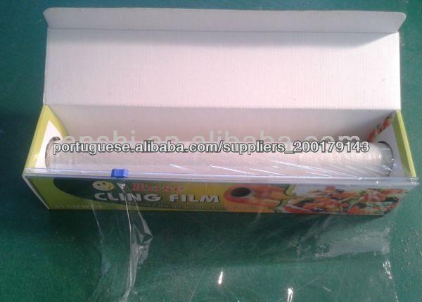 microondas filme plástico de alimentos