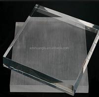 100% virgin PMMA acrylic sheet
