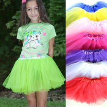 Top Selling Cheap Lace Pettiskirt For Girls 12 colors ready to ship