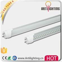 Energy saving 2foot chines sex red tube t8 9w led tube light set