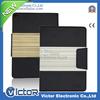 2015 fashion design dynamic folding stand leather case for ipad mini
