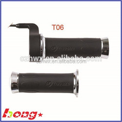 electric throttle for electric vehicle,electric bike tricycle rickshaw handle grip thumb throttle