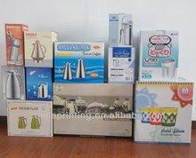 Custom design cupcake box packaging