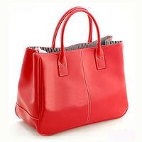 2016 leather women bag / fashion hand bag wholesale