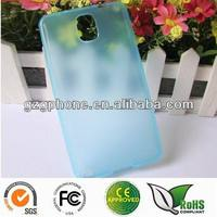 TPU soft case for Samsung Galaxy Note III note3 cover